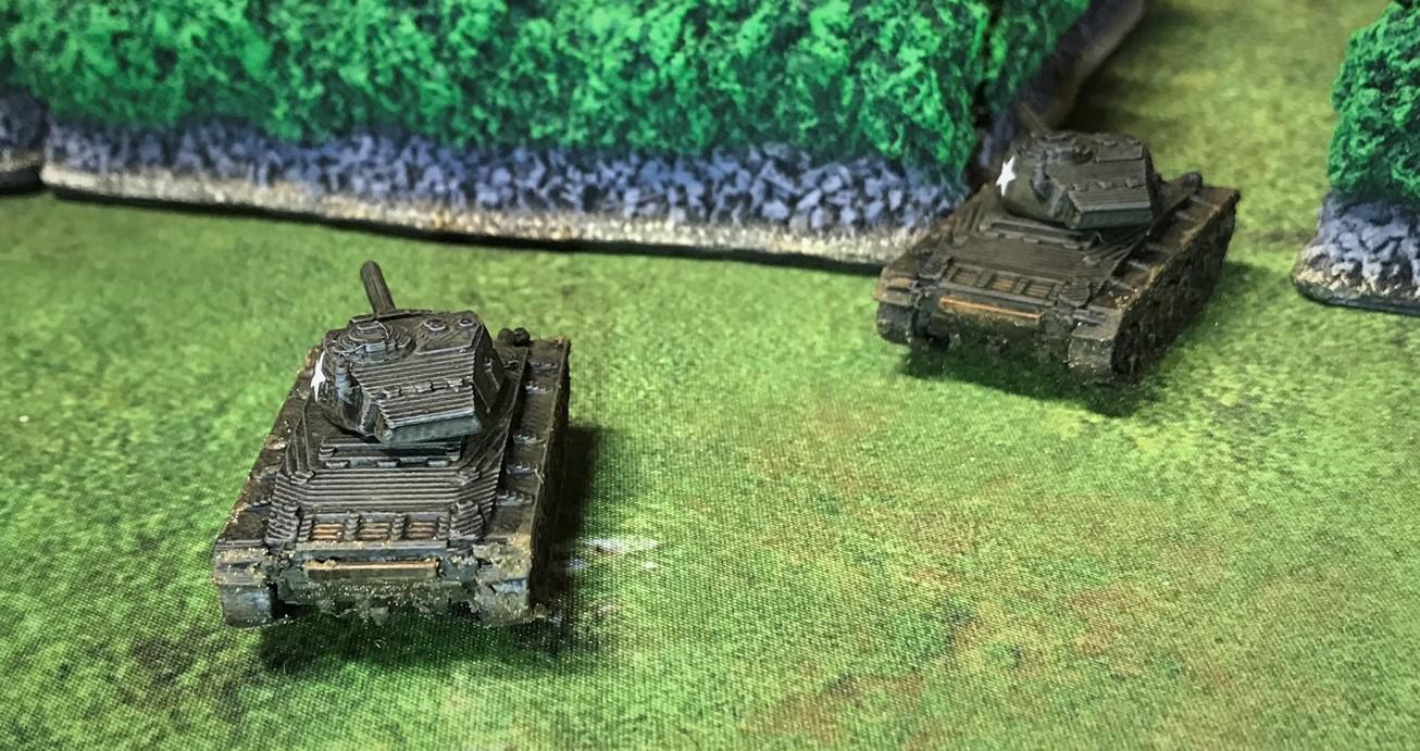13 M24's rear