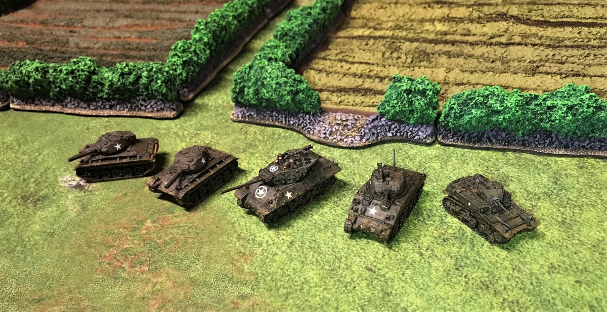 US Armor for 75th D-DayAnniversary