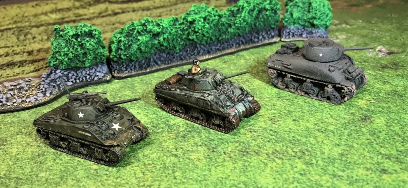 15 3 Shermans
