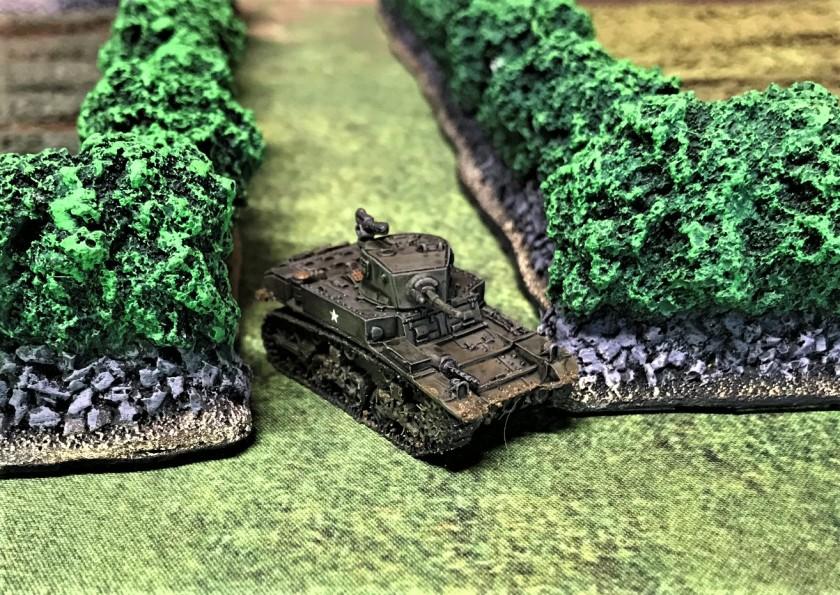 5 M3A1 front