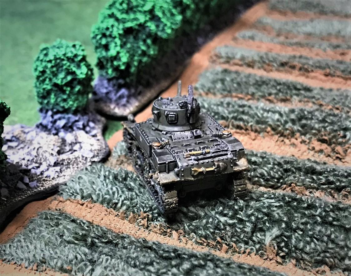 7 M3A1 rear