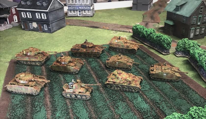 1 Group shot 1 Normandy Germans