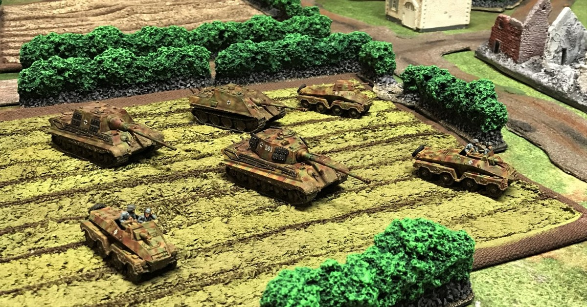 A Preponderance of Panzers – Chapter 2 – Scout Cars and Behemoths
