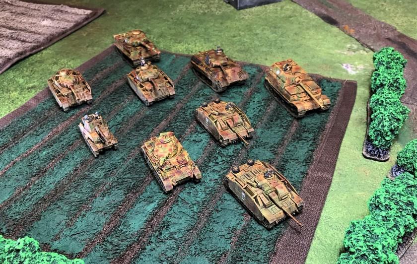 2 Group shot 2 Normandy Germans