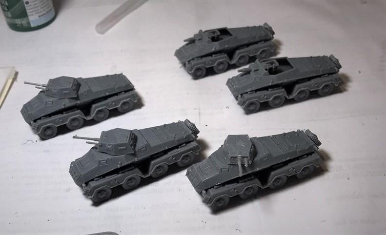 2 SdKfz assembled (2)