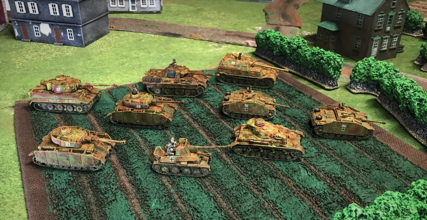 3 Group shot 3 Normandy Germans