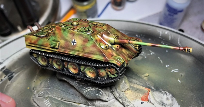 3 Jagdpanther after decal
