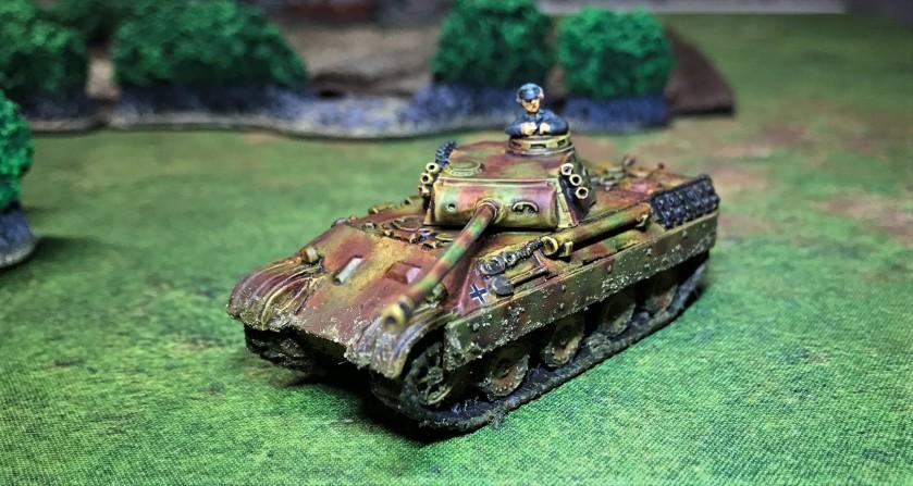 6 Panther acquiring target