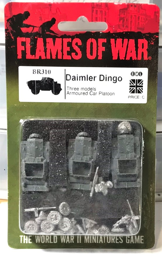 1 Daimler Dingoes