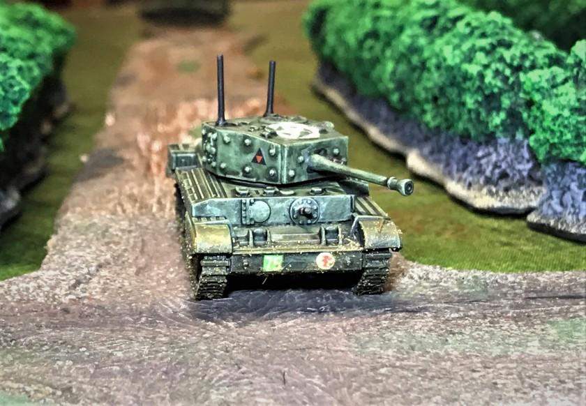 2 IRO Cromwell front