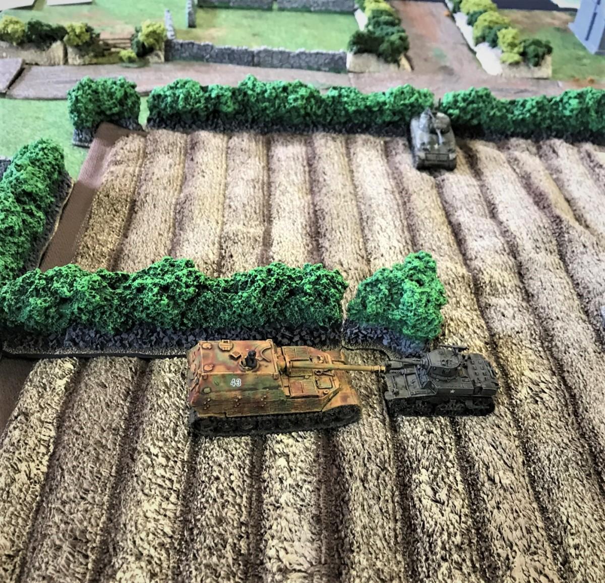 Normandy Breakout Game at MassPikemen