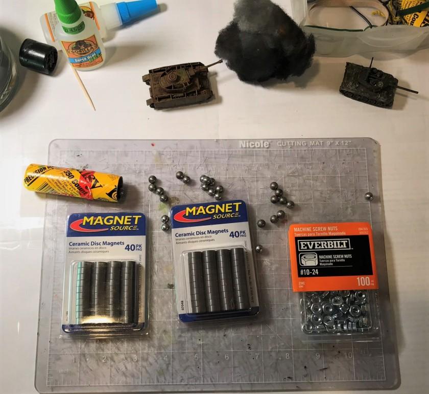 2 materials