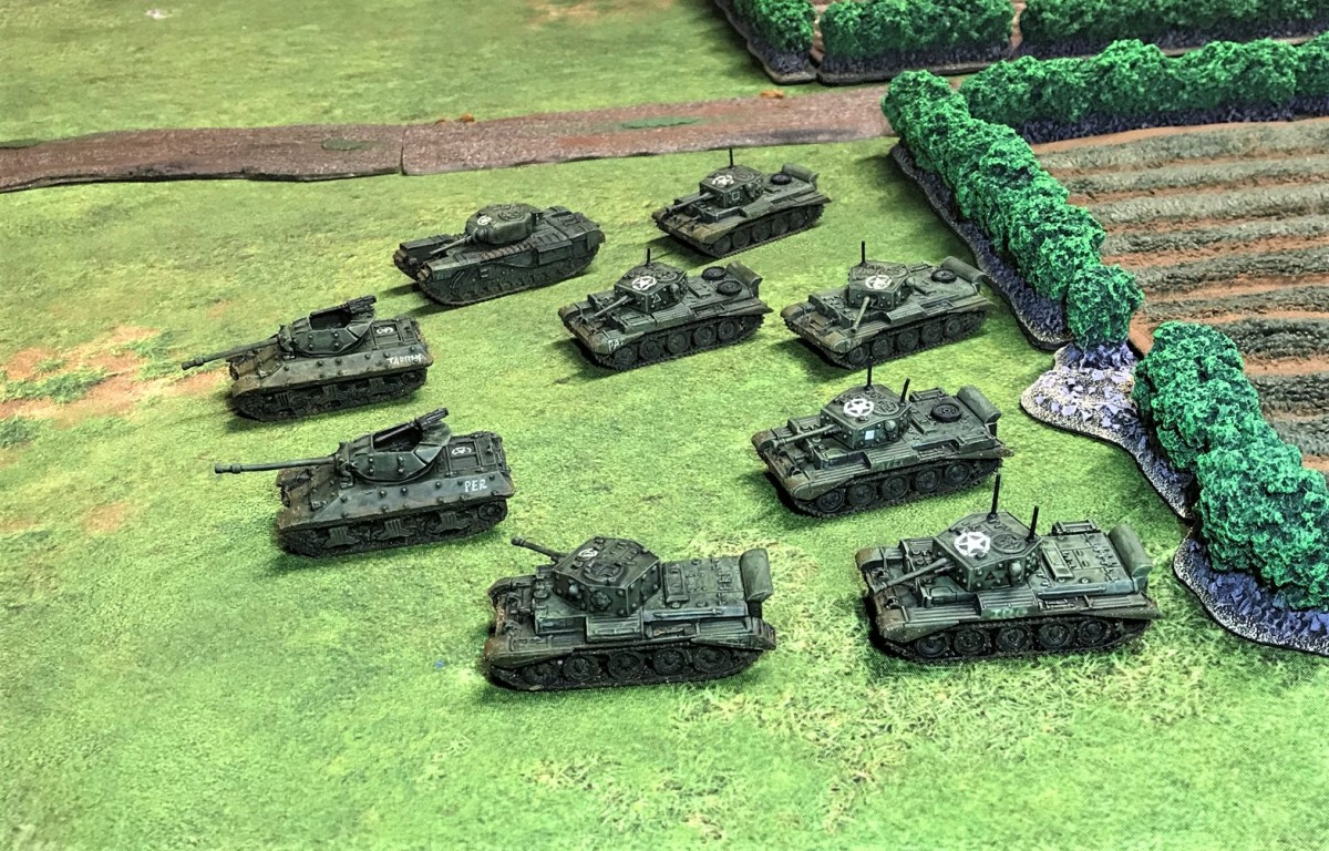 British Armor and Some Blogs Worth a Look