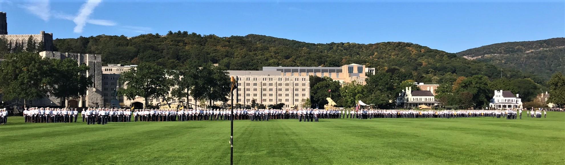 11 Parade Line view