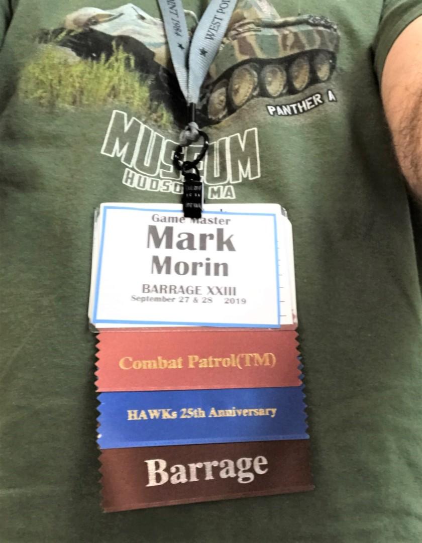 29 My badges