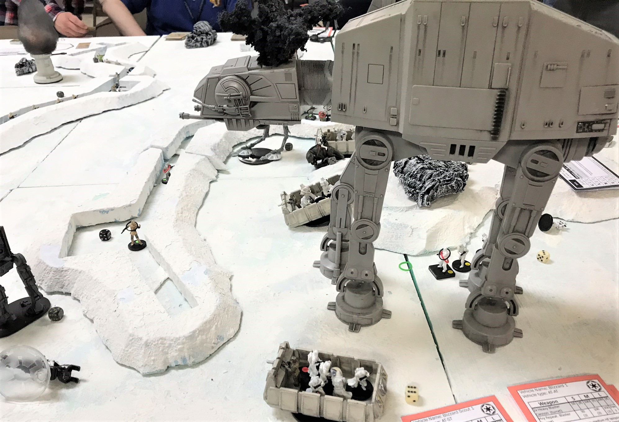 34 Battle of Hoth Inf carriers