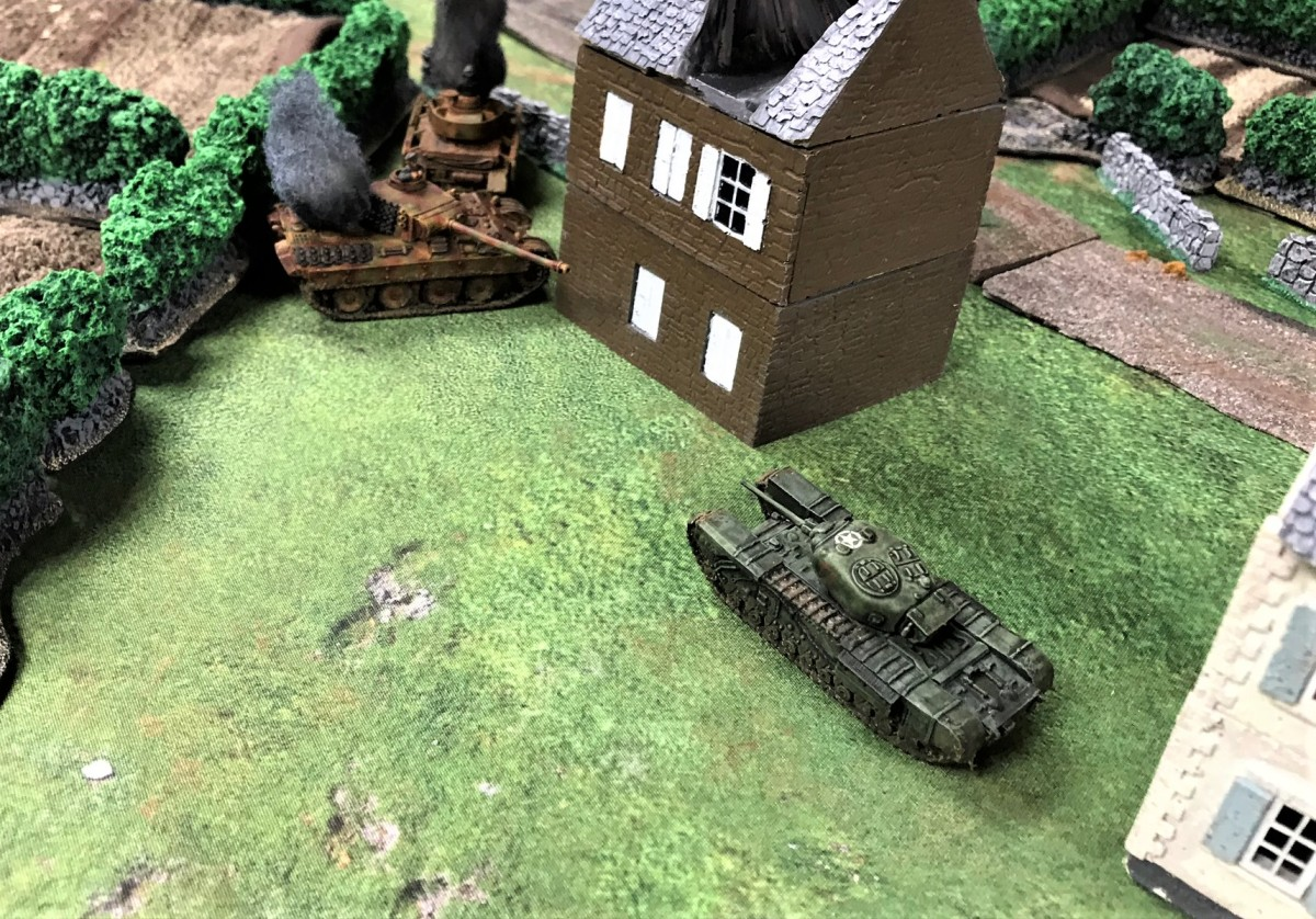Allies Defeat Germans at Fort Devens Game Day