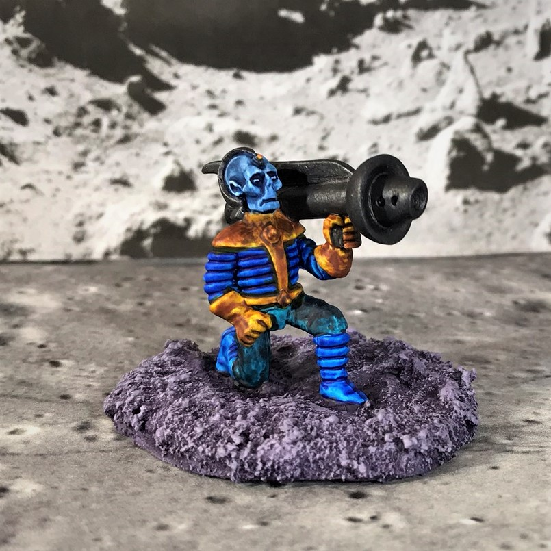 13 1st Squad B Team Sonic Cannon Gunner