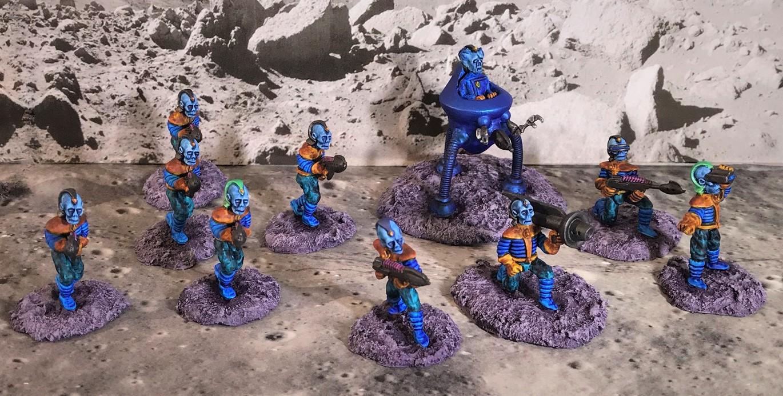 7 1st Squad