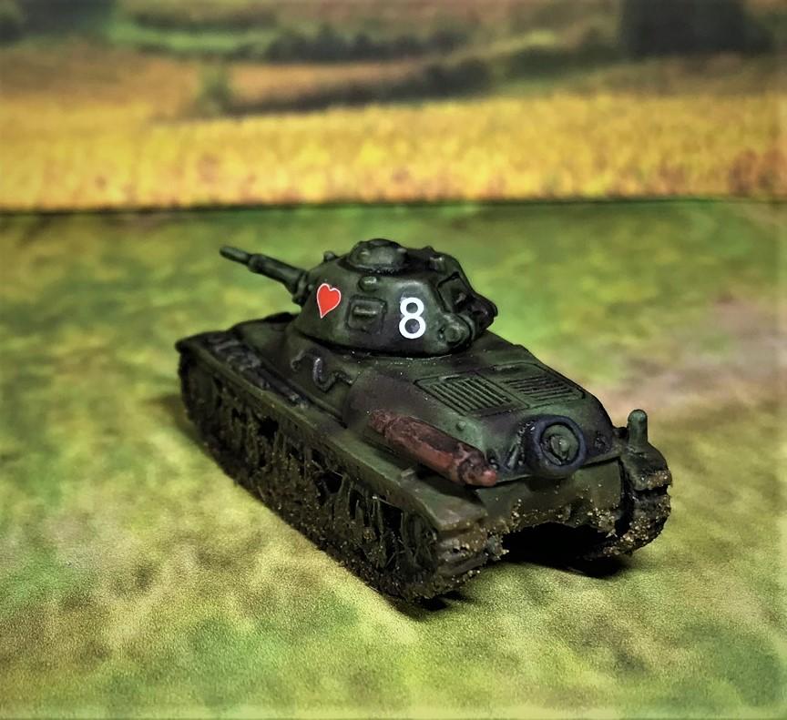 7 H39 (B model) left rear side