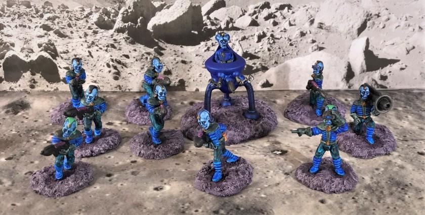 8 2nd Squad