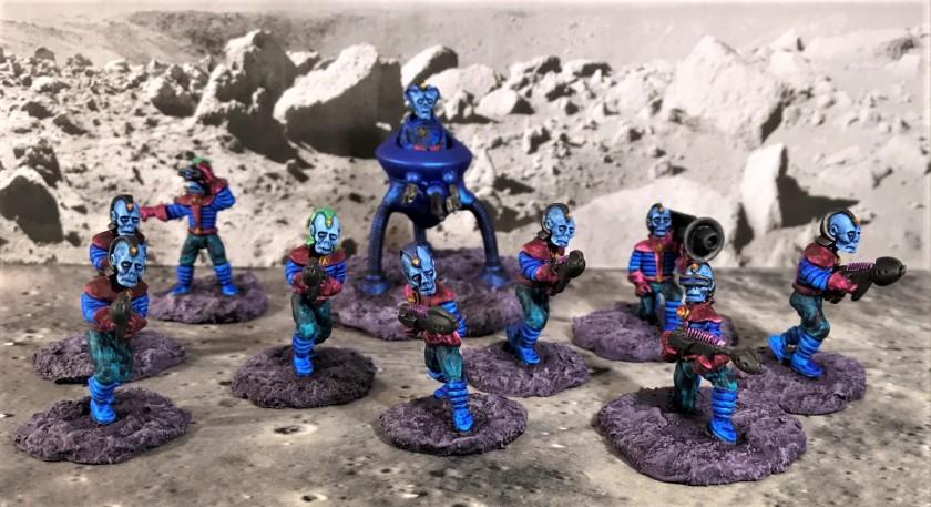 9 3rd Squad