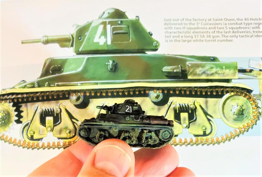9a H39 (C model) left front side