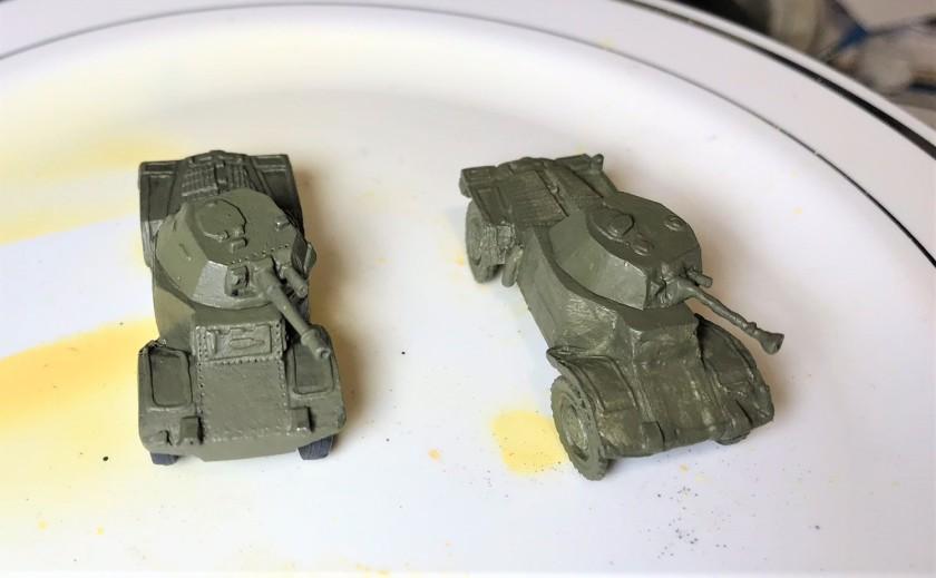 7 primed comparison of Panhard detail