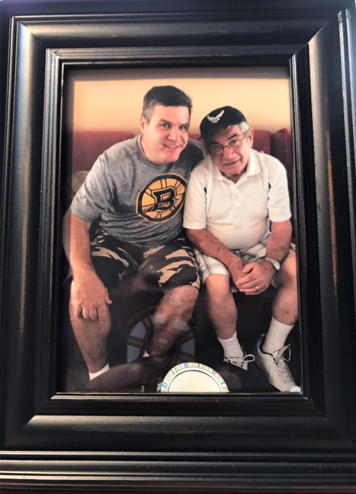 Goodbye Dad, RIP