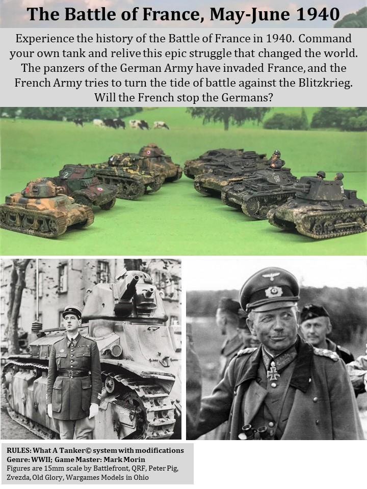 02222020 TOTALCON Battle of France 1940