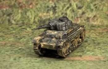 Front of Panzer 35(t).