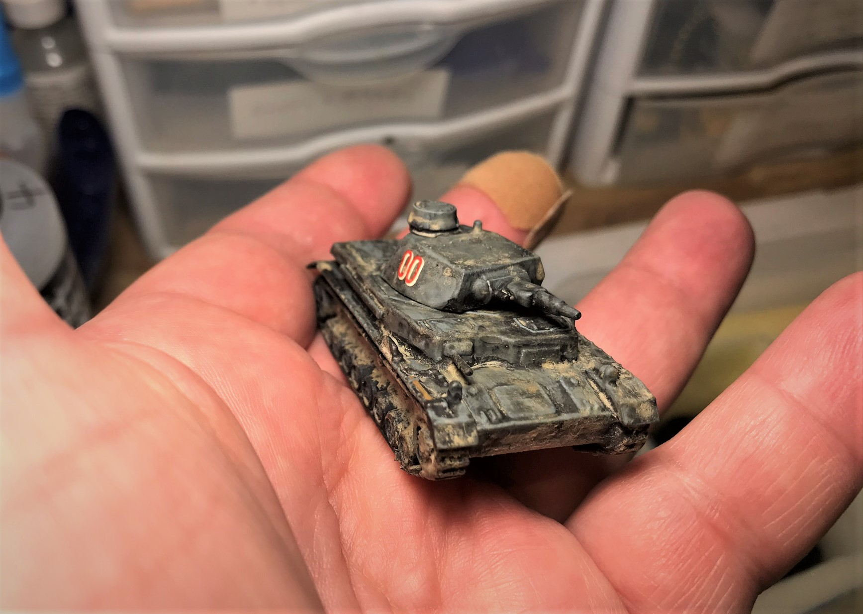 3 Panzer IVD Done!