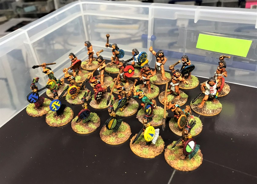 20 army progress