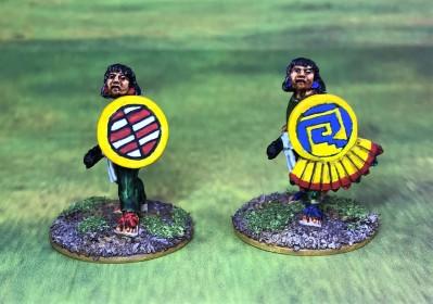 4 AZ017 Warrior 4 macuahuitl front