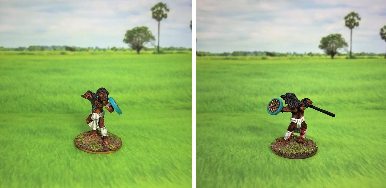 AV26 Aztec Veteran Warrior