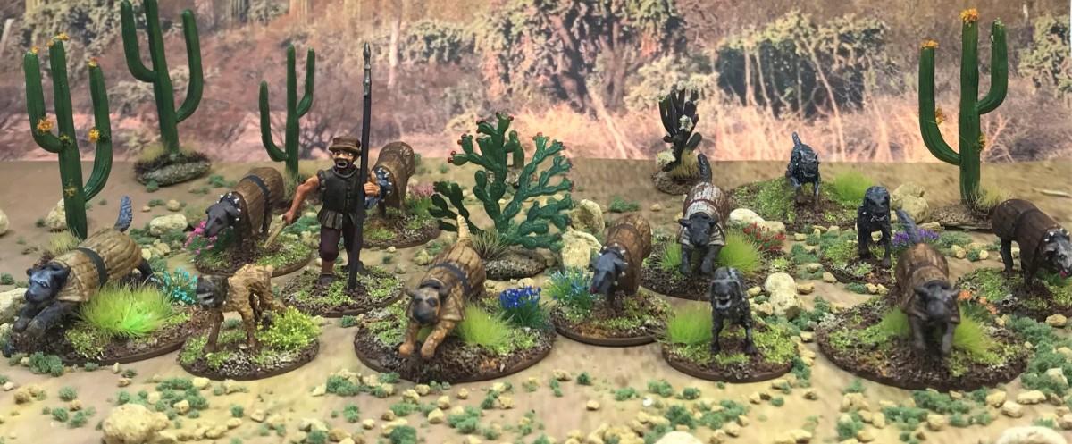 Perro de Guerra (Conquistador WarDogs)
