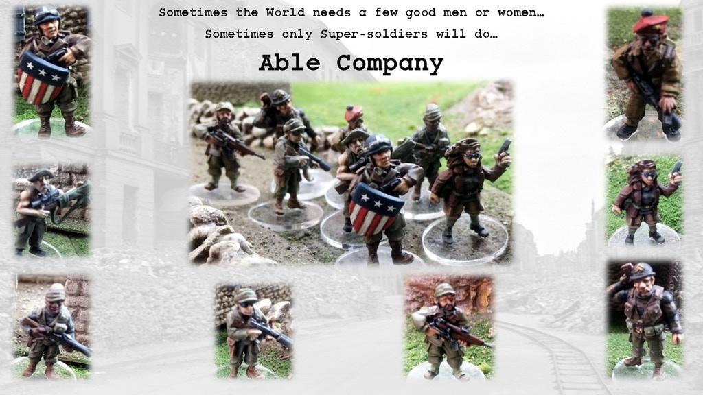 Able Company Kickstarter