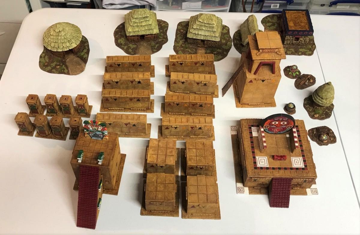 And the Winners of Mark's Aztec Building Challenge Contestare…