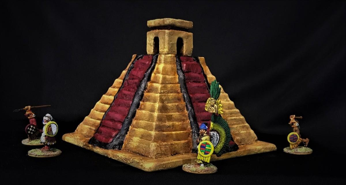 Aztec Temple Rehab